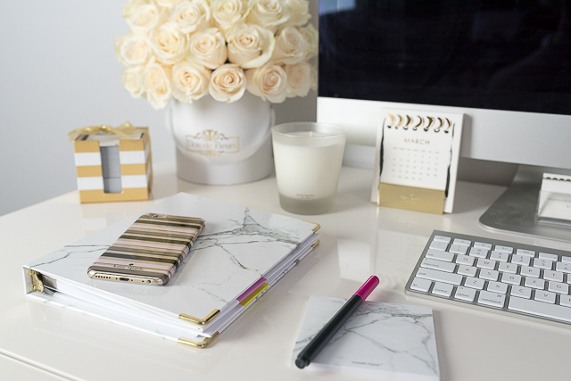 Chic office supplies chic office supplies fancy things for Trendy office supplies
