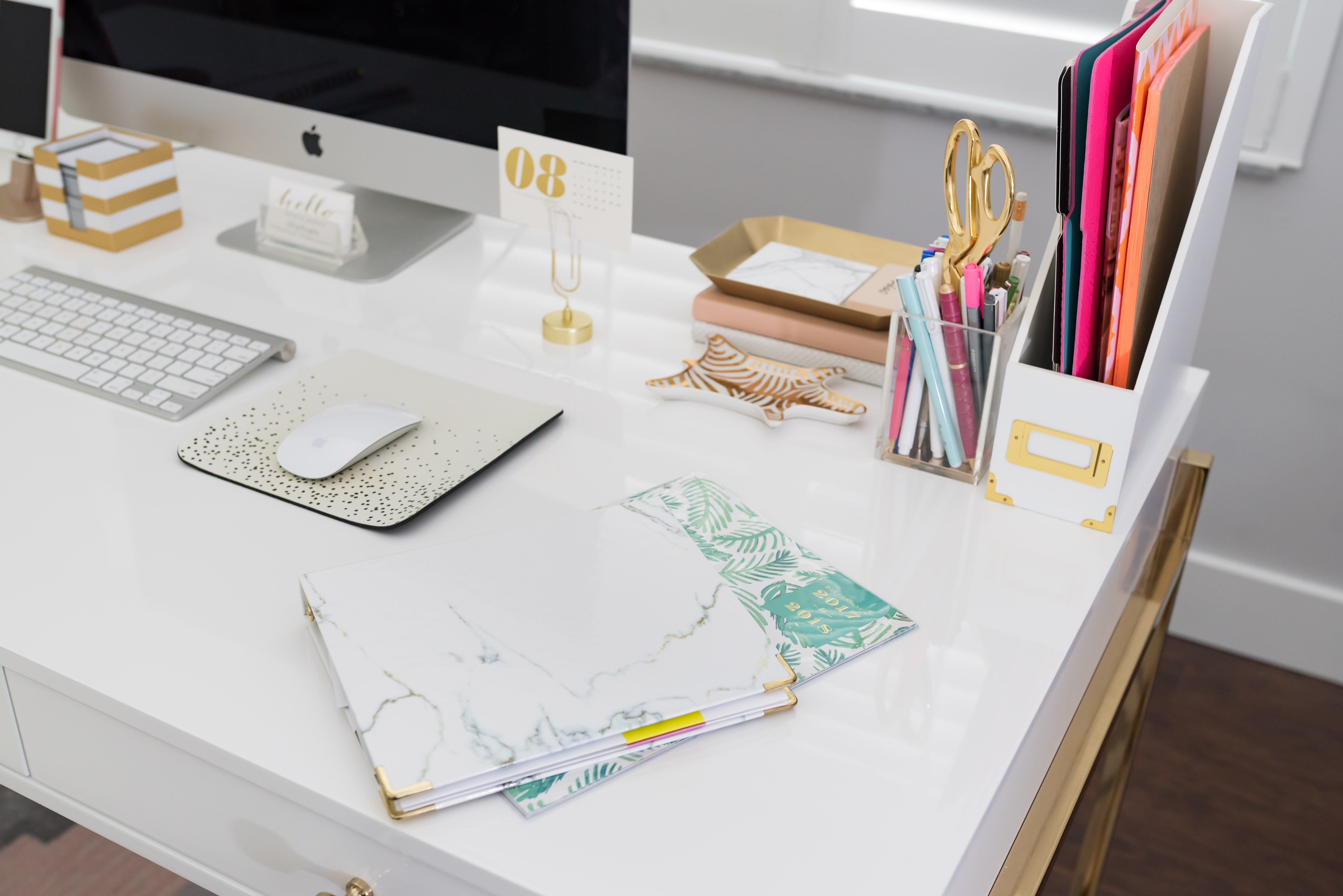 Office Organization Cute Planners And Supplies Fancy